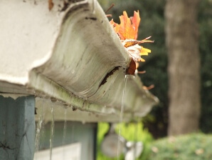 Pennsylvania clogged gutters